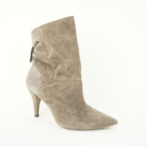 Michael Kors Women's Carey Ankle Booties, Taupe